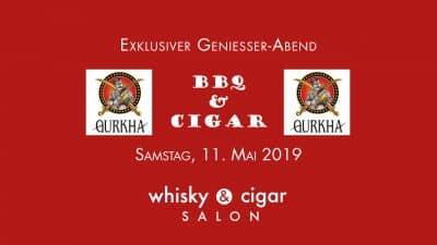 Gurkha cigars | whisky & cigar salon