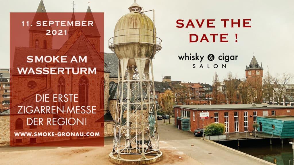 Smoke am Wasserturm Save the date