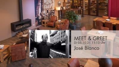 Meet + greet Jose Blanco (Arturo Fuente)