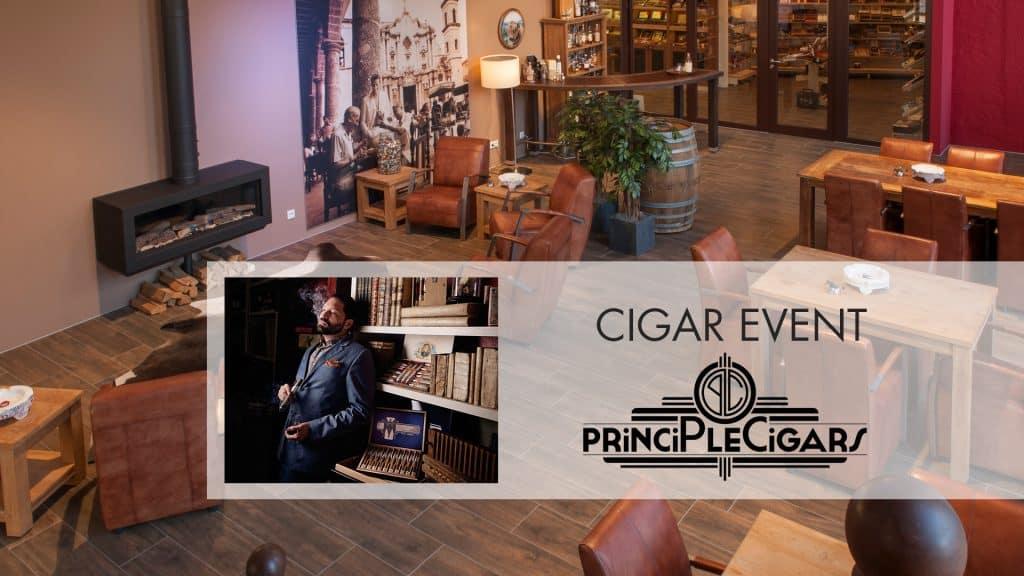 Darren Cioffi Principle Cigars