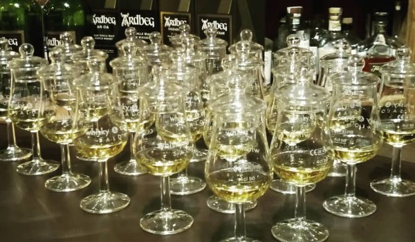 Whisky-Tasting Ardbeg