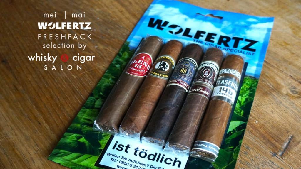 Freshpack Mai whisky & cigar salon