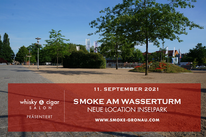 Neue Location für SMOKE 2021