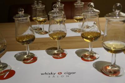 Whisky tasting inspiration